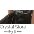 Tüllös csipkés-szalagos koktélruha, fekete-fehér S