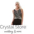 Fekete-fehér tekert elejű neccbetétes ruha