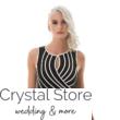 Fekete-fehér tekert elejű neccbetétes ruha L