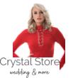 Hosszú ujjú fűzős ruha, piros