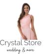 Cseresznyevirágos féloldalas koktélruha, rózsaszín