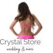 Sea fűzős push-up háromszög bikini, pink-sötétkék M