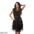 Rose alkalmi ruha, fekete
