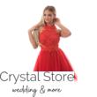 Charlotte tüllös koktélruha, piros
