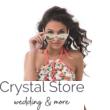 Carib trópusi fűzős topos bikini, fehér