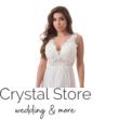 merida esküvői ruha, fehér