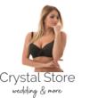 Sea lurexes kosaras bikini visszahajtós alsóval, fekete XXXXL