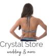 Self kiszélesített kosár hatású bikini, csíkos, D-E-F kosár, M