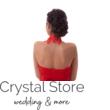 Charlotte muszlin maxiruha, piros