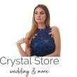 Charlotte muszlin maxiruha, királykék