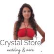 Carib fűzős topos bikini, piros S