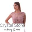 Flora tüllös koktélruha, fűzős hátmegoldással, soft pink