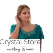 Violetta koktélruha, plus size, smaragd