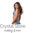 Paloma push-up háromszög bikini, icy blue 1015 L