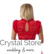 Elisabeth csipke body, piros