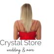 Emerald muszlin maxiruha, piros M