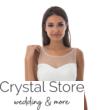 Barokk mintás, neccrátétes koktélruha, fehér