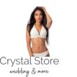 Paloma push-up háromszög bikini, fehér 1018