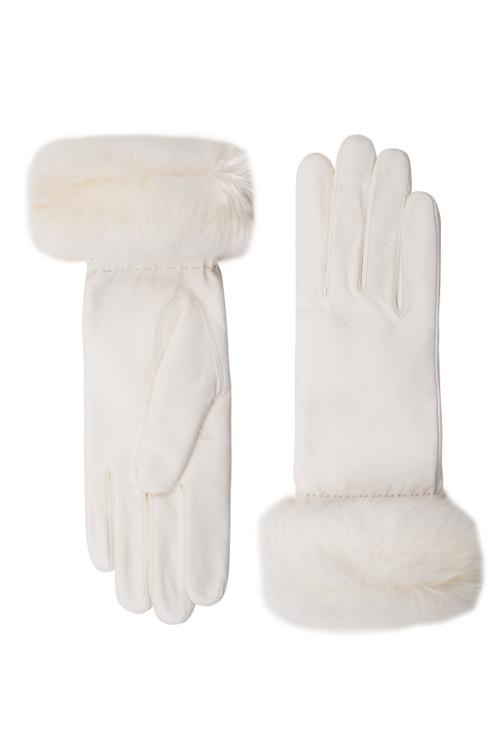 Milano White kesztyű