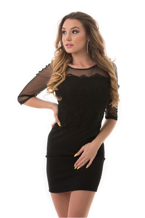 Royal alkalmi ruha, fekete