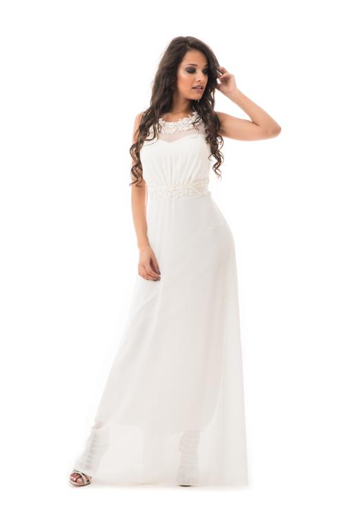 Olympia maxiruha, fehér