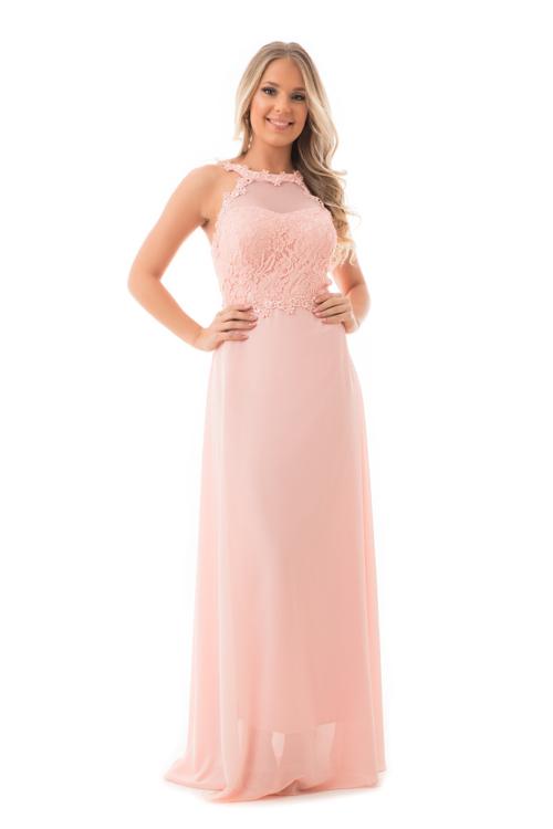 Héra maxiruha, rózsaszín