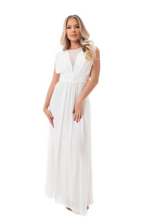 Dahlia maxiruha, fehér