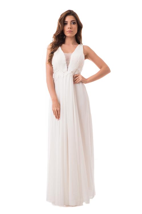 Aphrodite maxiruha, fehér