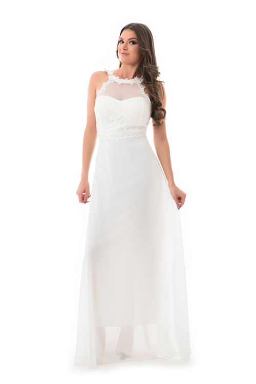 Héra maxiruha, fehér