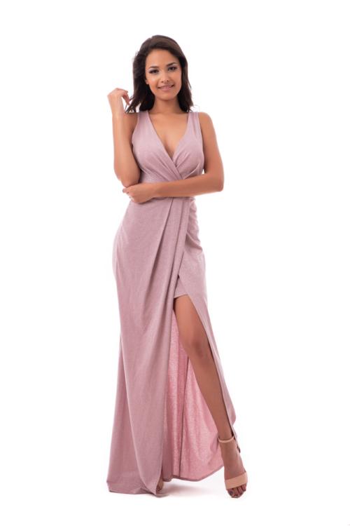 Classic lurexes maxiruha, soft pink
