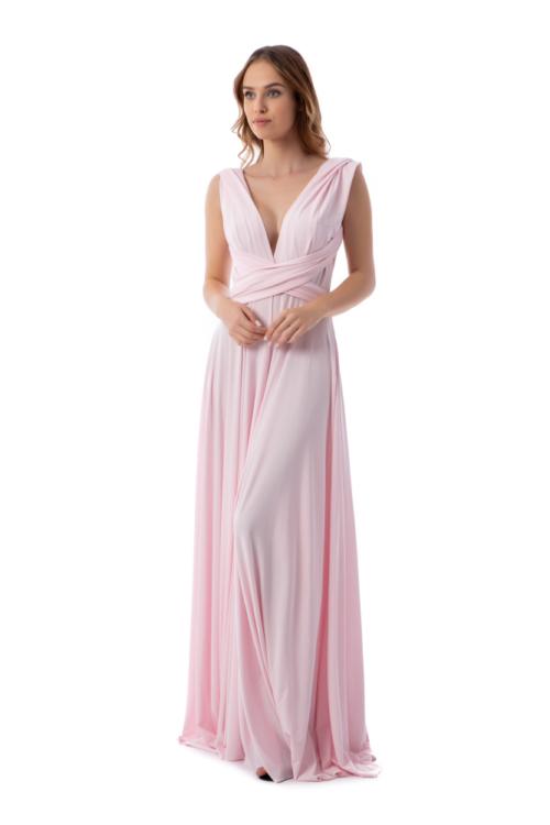 Infinity maxiruha, világos rózsaszín
