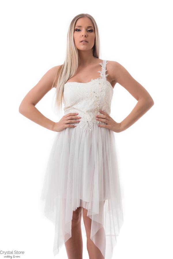 koktélruha, fehér