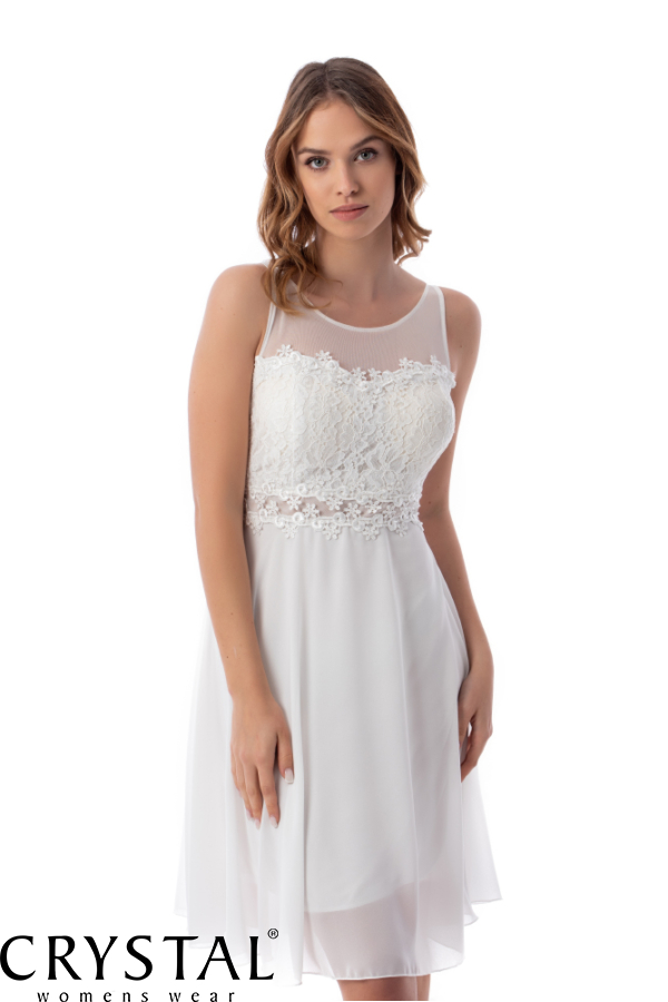 Lively koktélruha, fehér